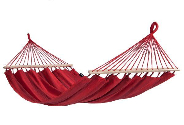 Houpací síť pro jednoho Relax Red