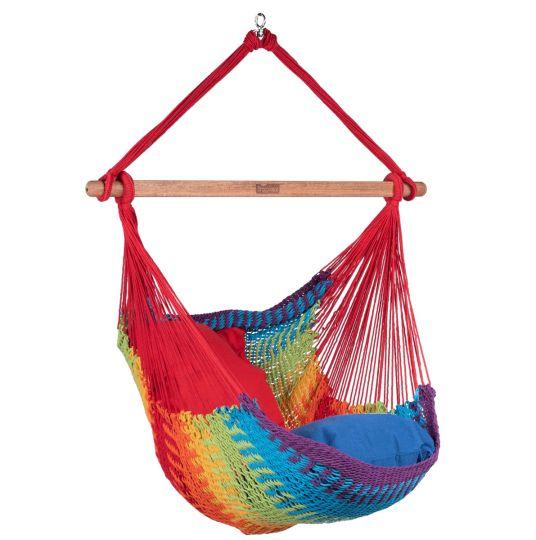 Závěsná sedačka pro jednoho Mexico Rainbow
